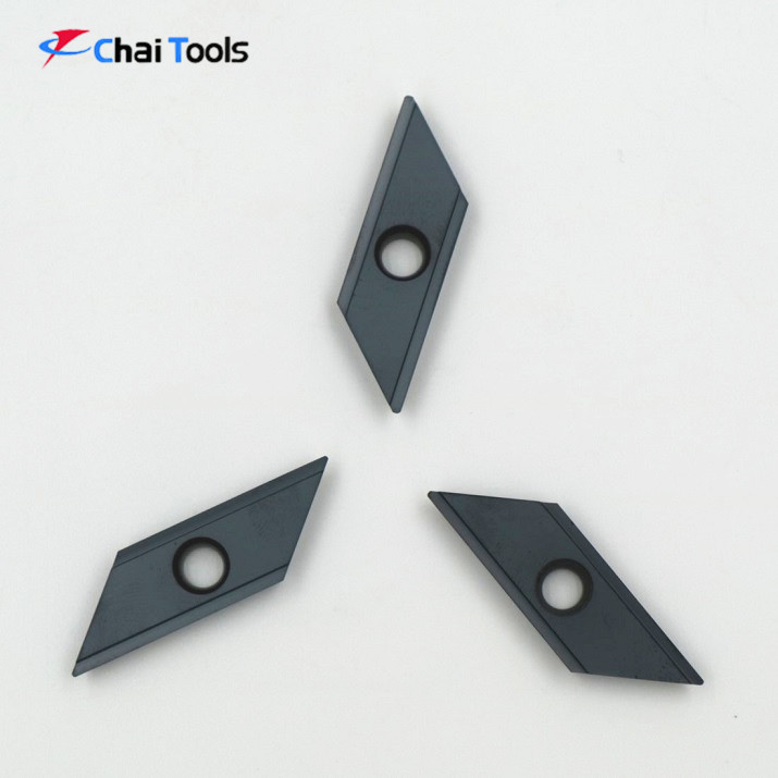 XCGT 310408 CT7320 Carbide insert for CNC chamfering process