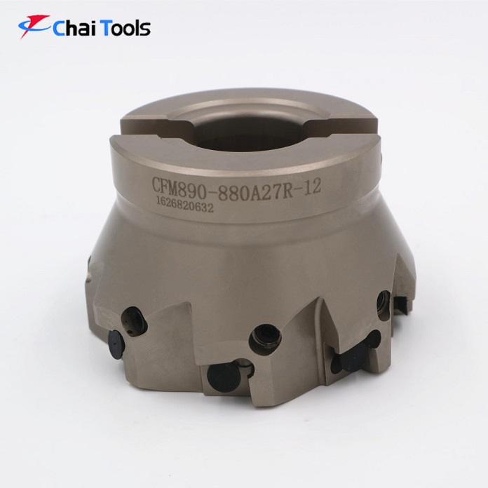 CFM890-880A-27R-12 Face milling cutter head for CNC machining center