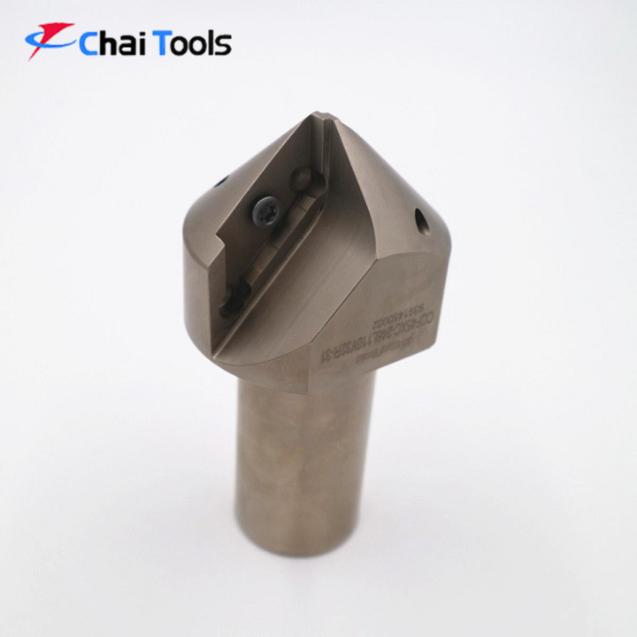 CCF45XC-246L110Y32R-31 45 degree Chamfering cutter holder for high precision CNC machine