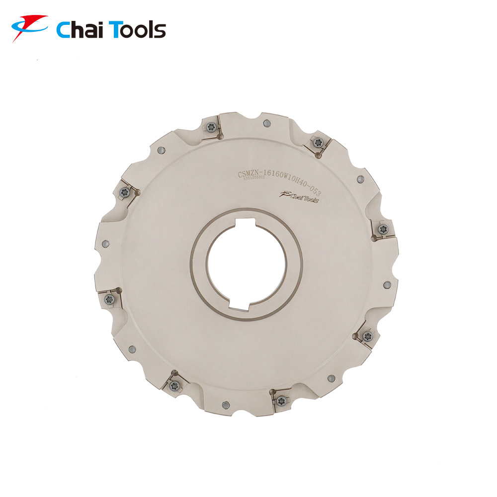CSMZN-16160W10H40-053 face and side milling cutter (Flange-mounted type)