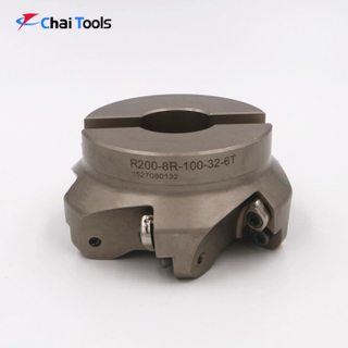 R200-8R-100-32-6T Face milling cutter head for CNC machining center