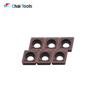 CCMT09T308-GM CT8225 CNC Tungsten Carbide turning insert for stainless steel machining