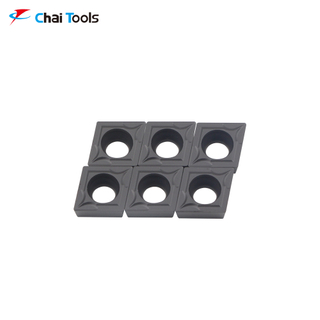 CCMT09T304-GM CT5215 CNC Tungsten Carbide turning insert for stainless steel machining
