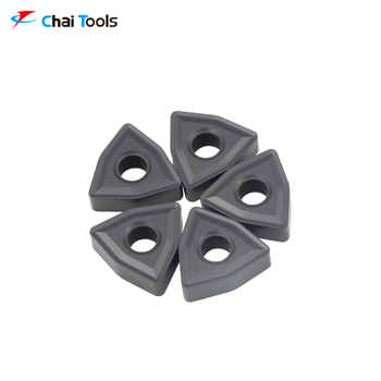 WNMG080412 CT7215 CNC Tungsten Carbide turning insert for cast iron machining
